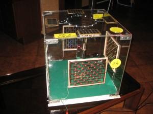 cubo fotovoltaico