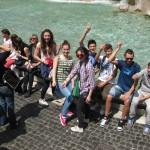 festa a Roma