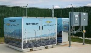 new energy storage
