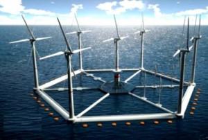 eolico galleggiante