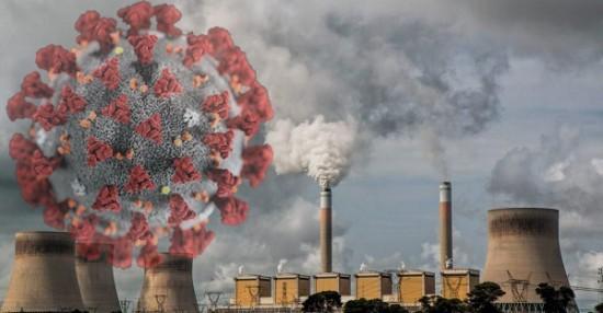 relazione inquinamento Covid19